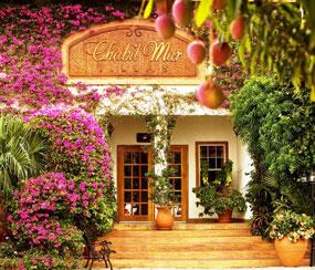 Chabil Mar Front door