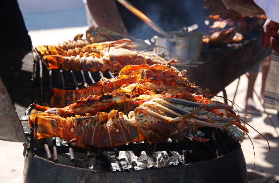 lobsterfest in placencia 2014