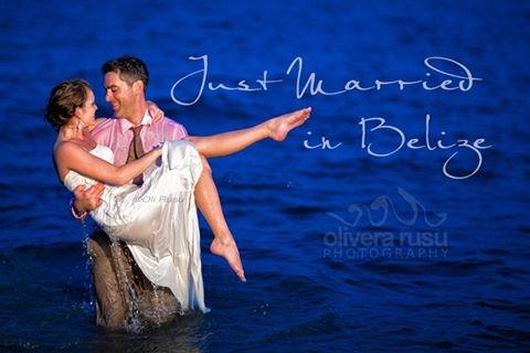 wedding vacations in belize