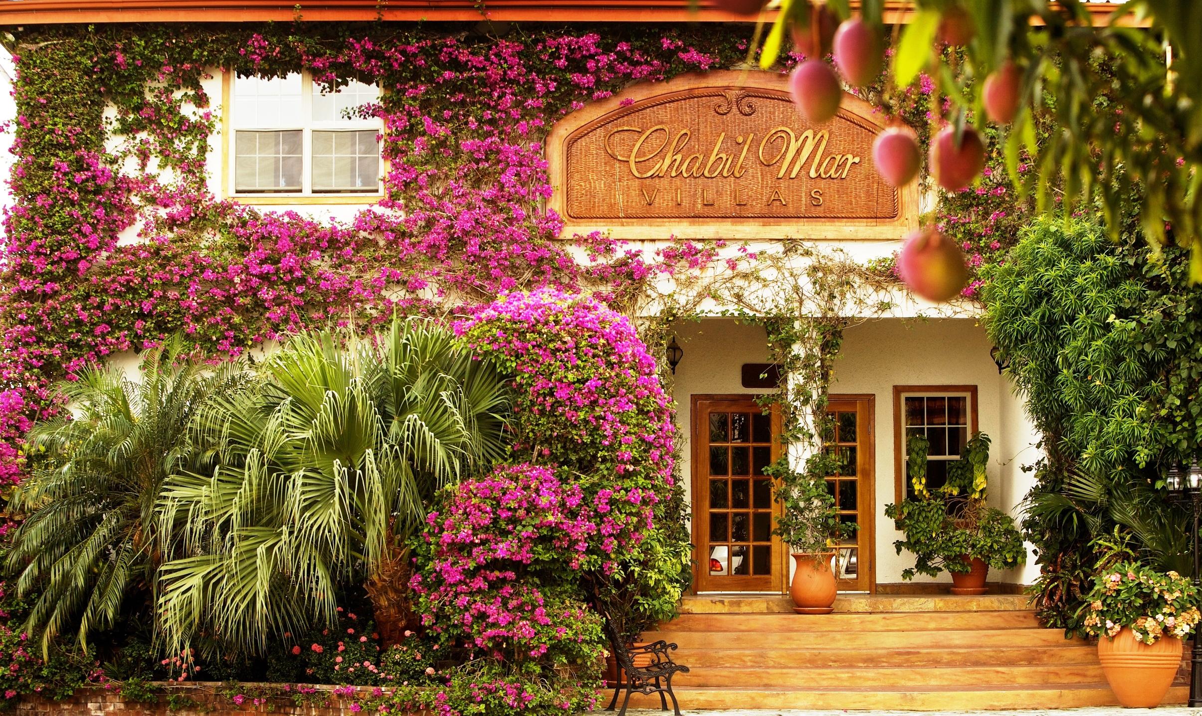 Chabil Mar Belize Resort Registration Building