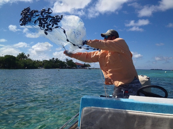 belize fishing vacations