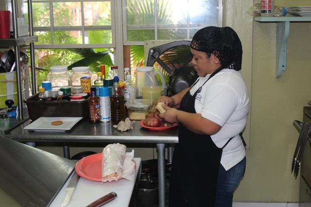 Chef Amintha