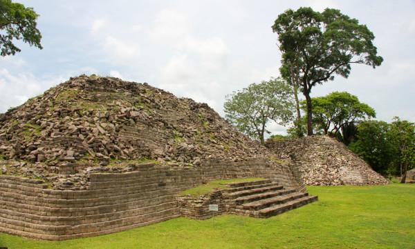 Lubaantun-Mayan Ruins Belize