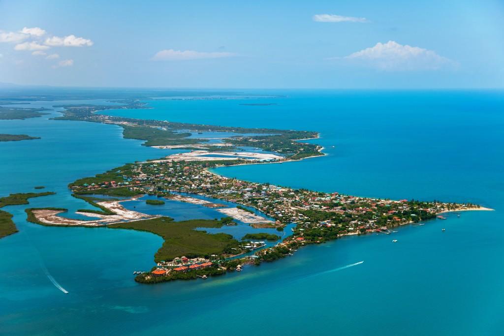 placencia village Belize
