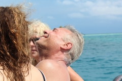 Sailing the Inner Cayes of Placencia from Chabil Mar