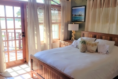 A Guest Bedroom in one of our 2 Bedroom/2 Bath Villas