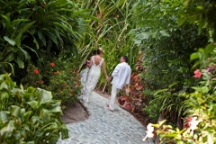 The Lush Gardens Greet You at Every Turn - The Romance of Chabil Mar