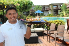 Al Fresco Dining Service - Chabil-Mar-Resort-Belize