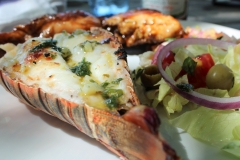 Grilled Lobster - Chabil-Mar-Resort-Belize