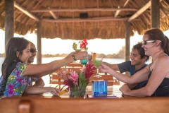 Extraordinary Dining on the Pier - Chabil-Mar-Resort-Belize