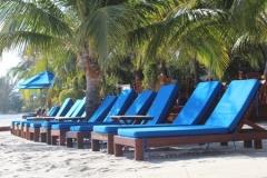 Private Beach - Drinks Please! Chabil Martini Anyone?