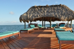 Lounging and Sunning on the Pier - Drinks Please!