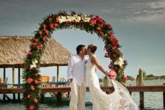 Beach Wedding - Tony and Brenda