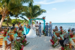 Ceremony-beach-WIDE-Brent-and-Lindsay-Chabil-Mar-Resort-Belize