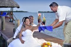 Cocktail Service = Chabil Mar Destination Wedding