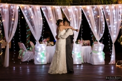 First Dance - Collin and Cindy - Photo by Jose Luis Zapata