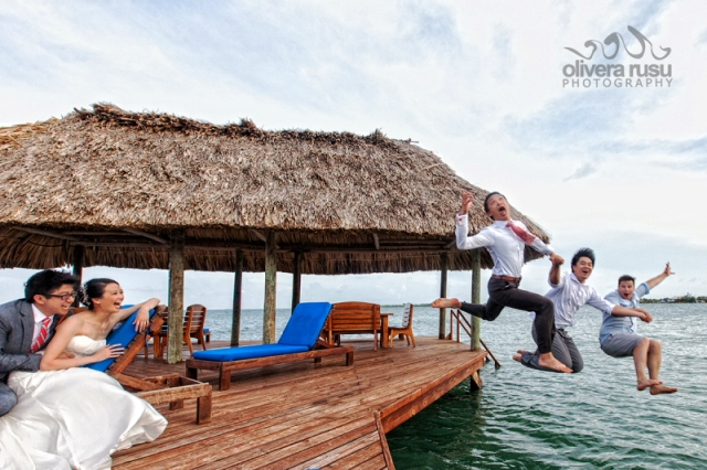 Best Place in Belize for a Destination Wedding in Summer
