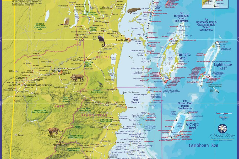 belize-dive-map